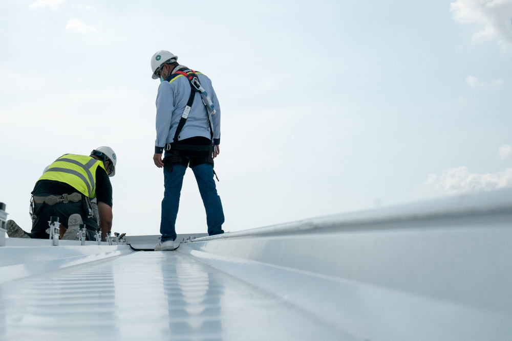 Commercial Roof Maintenance Kapella